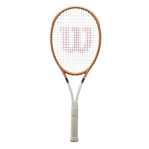 Wilson Blade 98 16×19 Roland Garros 2021 Tennis Racquet