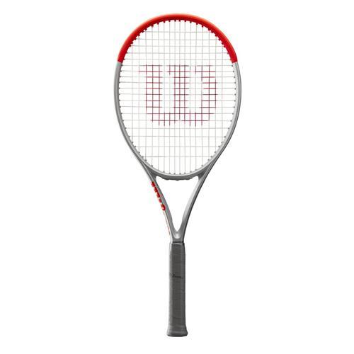 Wilson Clash 100 Silver Roland Garros Tennis Racquet