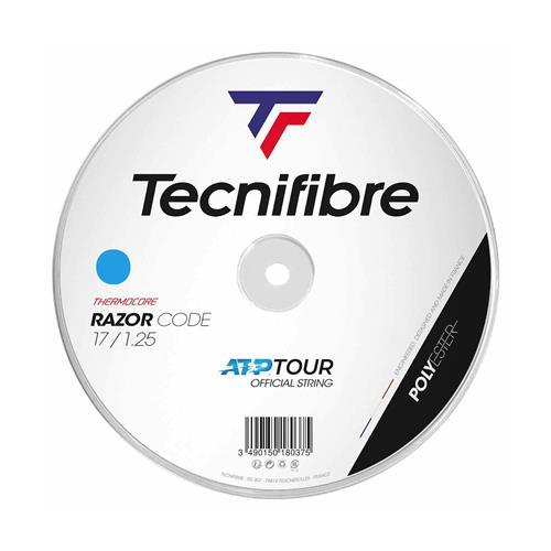 Tecnifibre Razor Code 17/1.25mm 200m Reel (Blue)