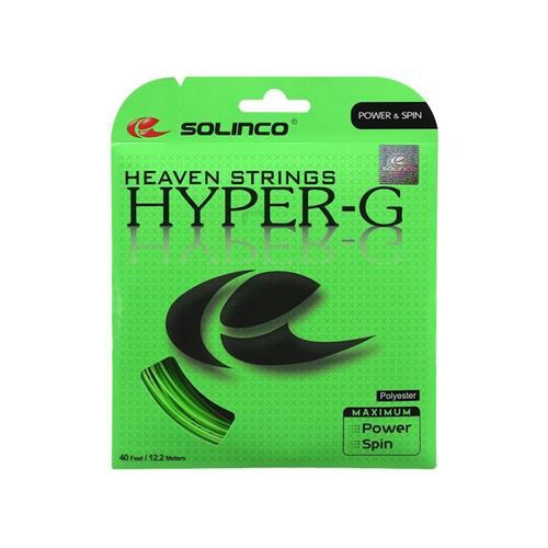 Solinco Hyper-G 125/16L String 12.2m Set