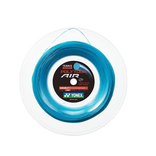 Yonex Poly Tour Air 125/16 String 200m Reel (Sky Blue)