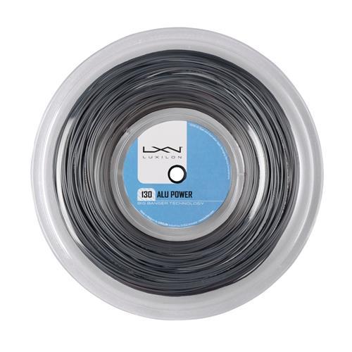 Luxilon 130 Alu Power 200m Reel (Silver)