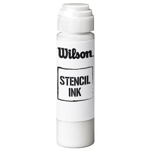 Wilson Stencil Ink White