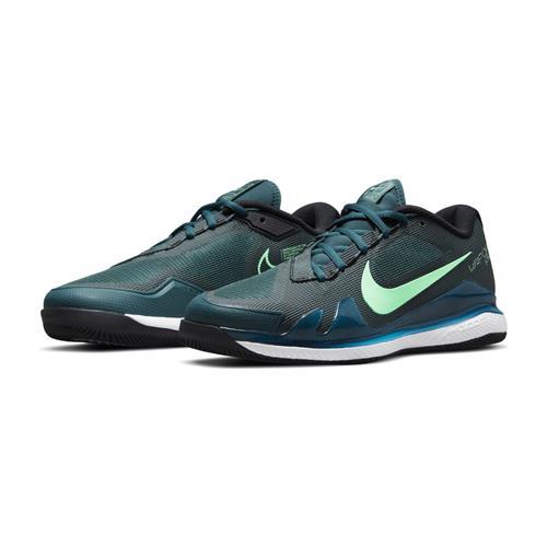 Nike Air Zoom Vapor Pro HC Mens Shoe (Dark Teal Green/Green Glow)