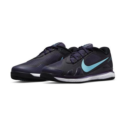 Nike Air Zoom Vapor Pro HC Womens Shoe (Dark Raisin/Copa White/Black)