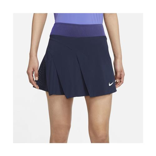 Nike Women's Dri-FIT Advantage Slam Skirt (Blue)