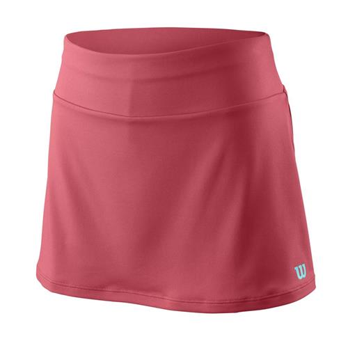 Wilson Girls Core 11 Skirt (Berry)