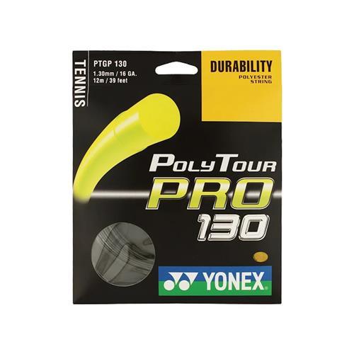 Yonex PolyTour Pro 130/16 String Set (Graphite)
