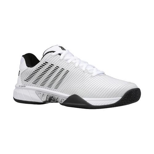 K-Swiss Hypercourt Express 2 Men's Tennis Shoes (Barely Blue/White/Black)