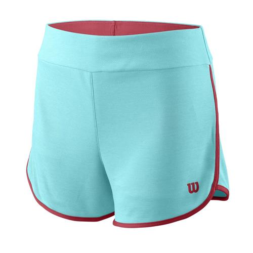 Wilson Girls Core 3.5 Short (Island Paradise)