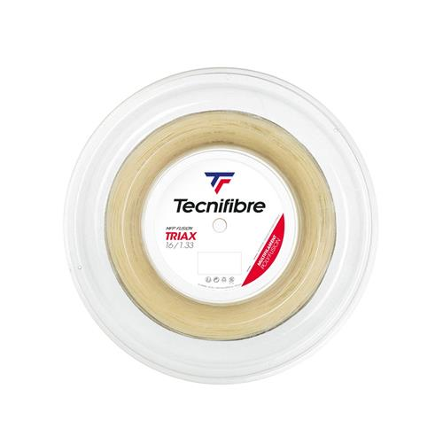 Tecnifibre Triax 133/16 200m Reel (White)