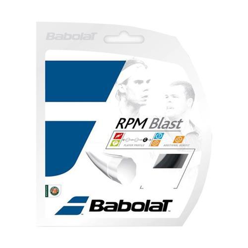 Babolat RPM Blast 130/16 String Set (Black)