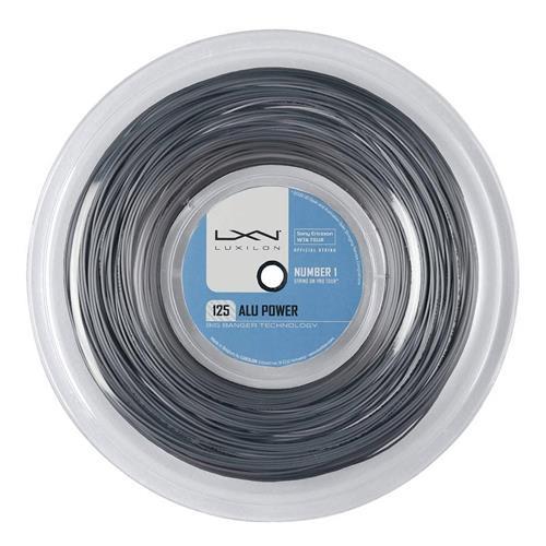 Luxilon 125 Alu Power 220m Reel (Silver)
