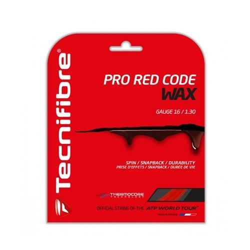 Tecnifibre Pro Red Code Wax 120/18 String Set
