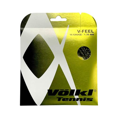 Volkl V-Feel 130/16 String Set (Black/Silver)