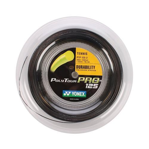 Yonex Poly Tour Pro 125/16 200m Reel (Graphite)