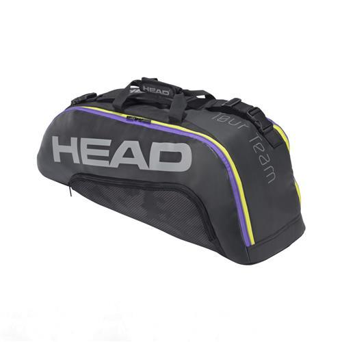 Head Tour Team 6 Racquet Combi (Black/Mix)