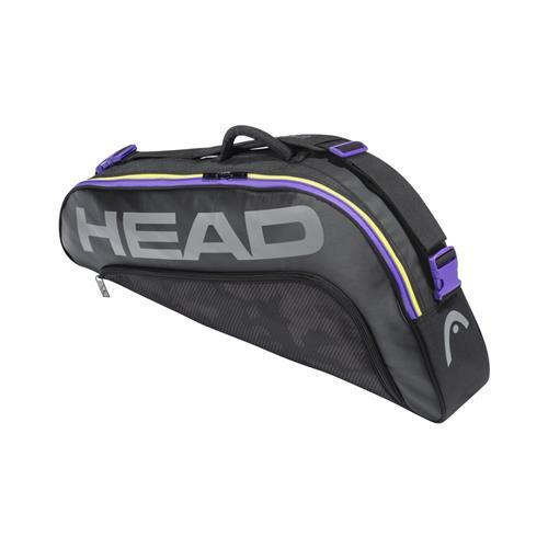 Head Tour Team 3 Racquet Pro Bag (Black/Mix)