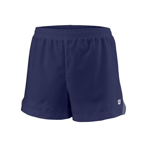 Wilson Girls Team 3.5 Short (Blue)