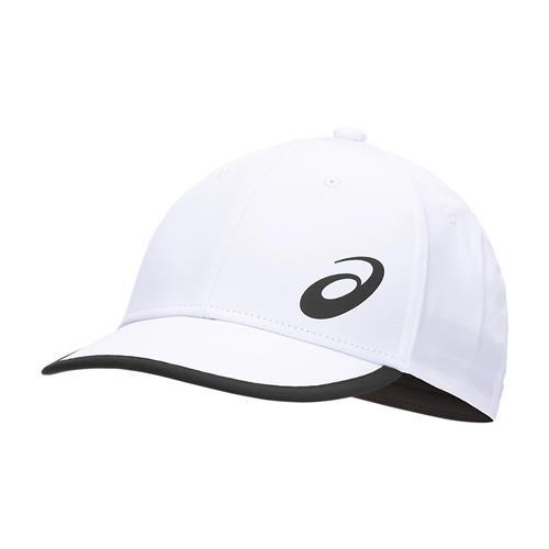 Asics Performance Cap (Brilliant White/Performance Black)