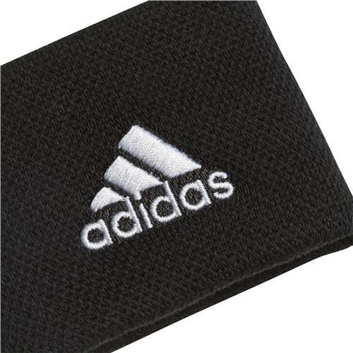 Adidas Wrist Band (Black/White)