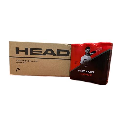 Head Championship 3 Ball 24 Can Case