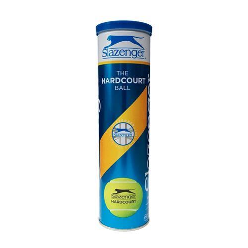 Slazenger Hardcourt 4 Ball Can