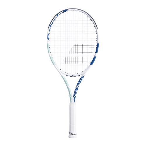 Babolat Boost Drive 2021 Tennis Racquet (White/Blue/Green)