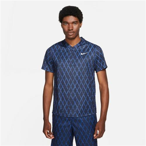 Nike Court Dri-Fit Victory Top (Obsidian/White)