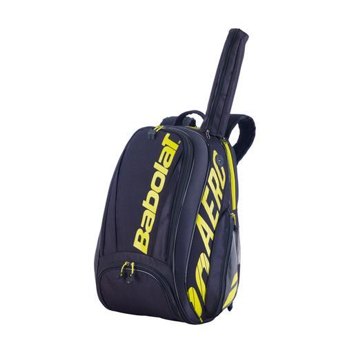 Babolat Pure Aero Backpack 2020 (Black/Yellow)