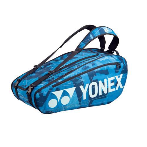 Yonex Pro Racquet Bag 9 Pack (Water Blue)