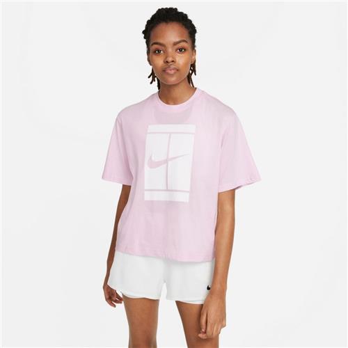 Nike Court Women's Tee (Regal Pink)