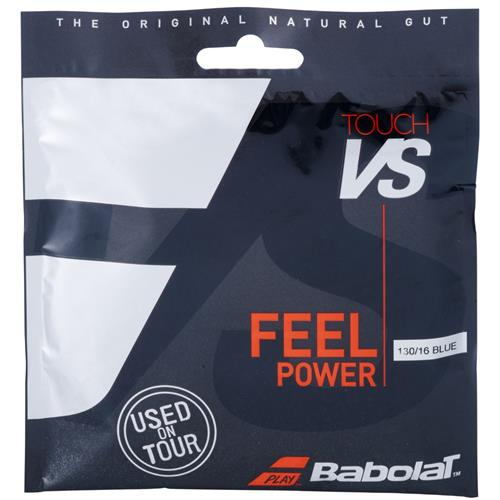 Babolat Touch VS Feel Power 130/16 String 12m Set (Natural)