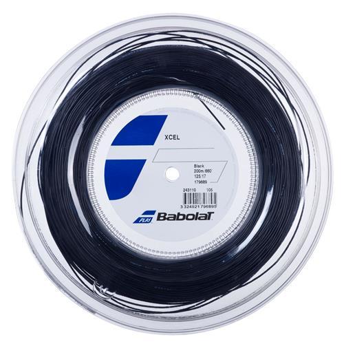 Babolat XCEL 130/16 200m Reel (Black)