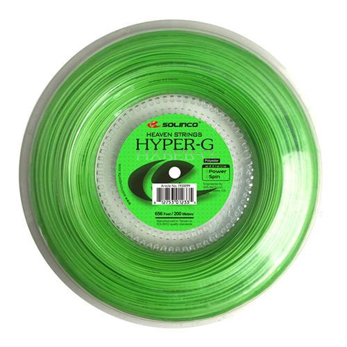 Solinco Hyper-G 120/17L String 200m Reel