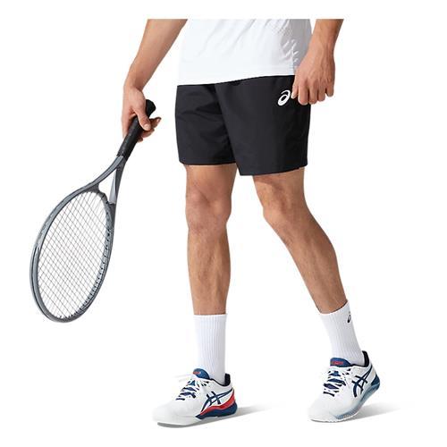 Asics Mens Court 7in Short (Performance Black)