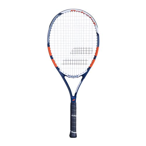 Babolat Pulsion 105 Tennis Racquet (grey/red/blue/white)