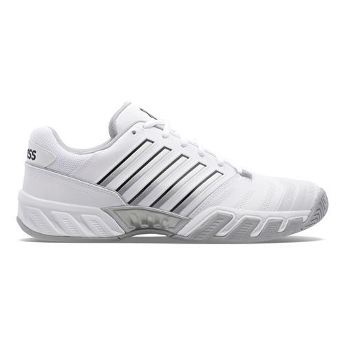 K-Swiss Bigshot Light 4 Mens Shoes (White/Hirise/Black)
