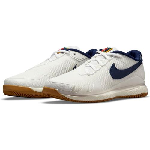 Nike Air Zoom Vapor Pro HC Womens Shoe (Summit White/Binary Blue-White)