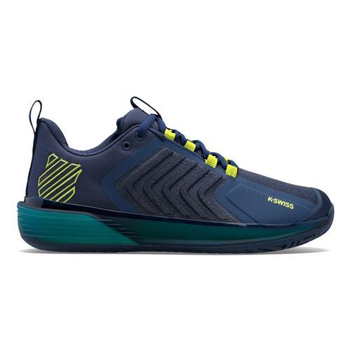 K-Swiss Ultrashot 3 Mens Tennis Shoes (Moonlit Ocean/Love Bird)