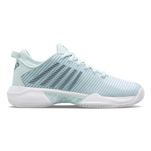 K-Swiss Hypercourt Supreme HB Womens Shoe (Icy Morning/Stormy Weather)