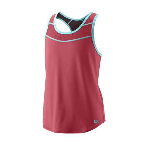 Wilson Girls Core Tank II (Berry)