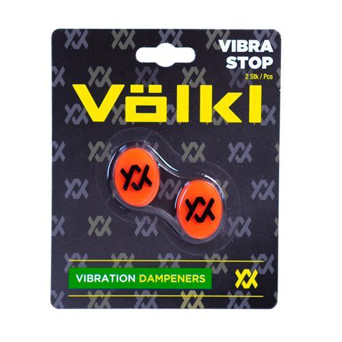 Volkl Vibrastop 2pk Red/black