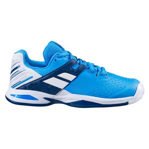 Babolat Propulse AC Junior Shoe (White/Blue)
