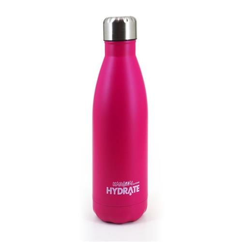 Karakal Hydrate Water Bottle (Magenta)