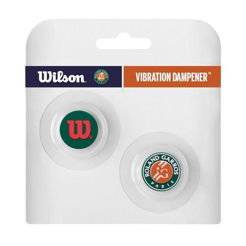 Wilson Roland Garros Vibration Dampener (2-Pack)