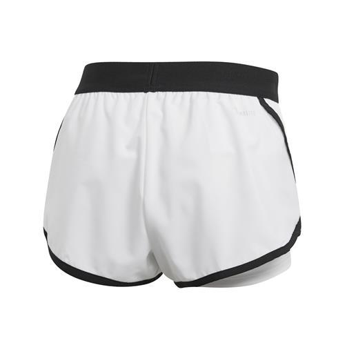 Adidas Womens Club Short (White/Black)