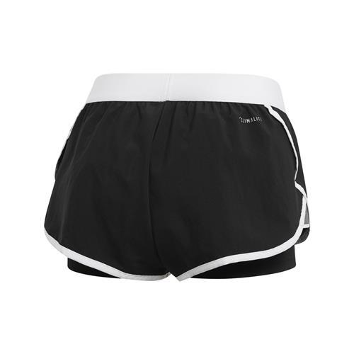 Adidas Womens Club Short (Black)