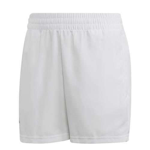 Adidas Boys Club Short (White/Black)