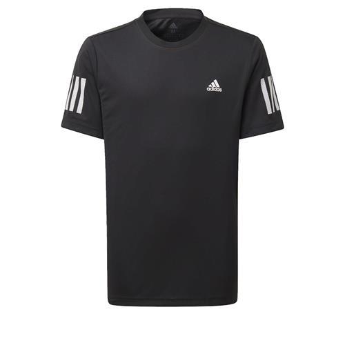 Adidas Boys Club 3 Str Tee (Black/White)